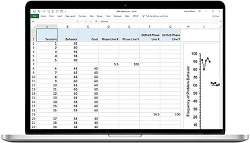 1 Applied Behavior Analysis Excel Templ